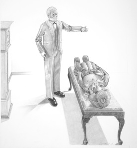 undergoing psychoanalysis3